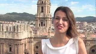 Natasha Yarovenko Room in Rome interview, HD