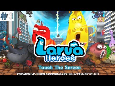 makin-lama-makin-susah-|-larva-heroes-#3