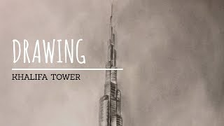 Drawing | Khalifa Tower