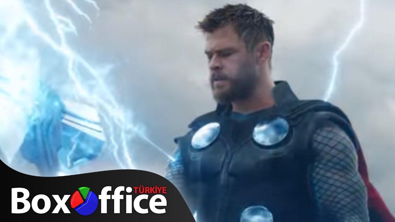 Avengers: Endgame: Fragman 2 (Türkçe Dublajlı)