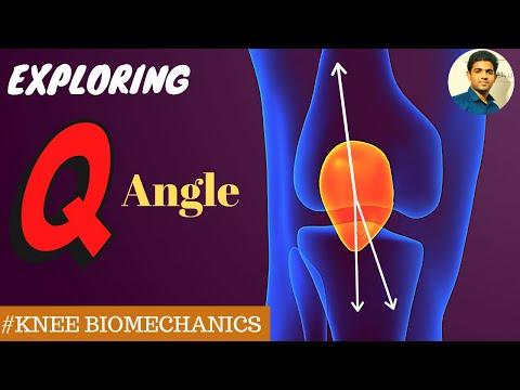 Q angle # Quadriceps angle and Patellofemoral biomechanics