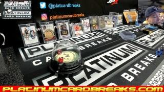 Platinum Card Breaks Breaking LIVE