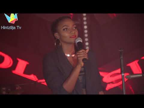 Simi Releases Her Album 'SIMISOLA'...Watch Her Performance PART 1