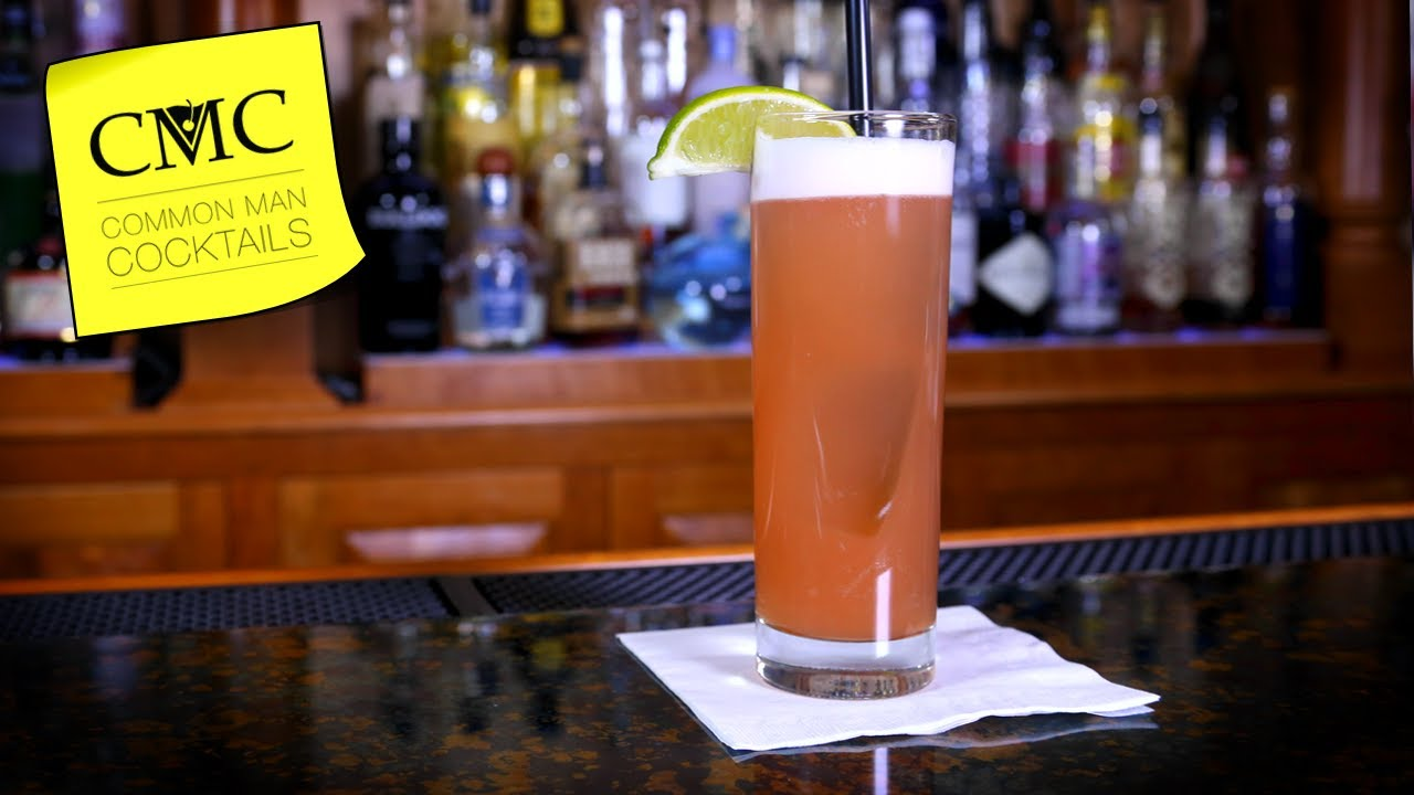 How to make a bay breeze
