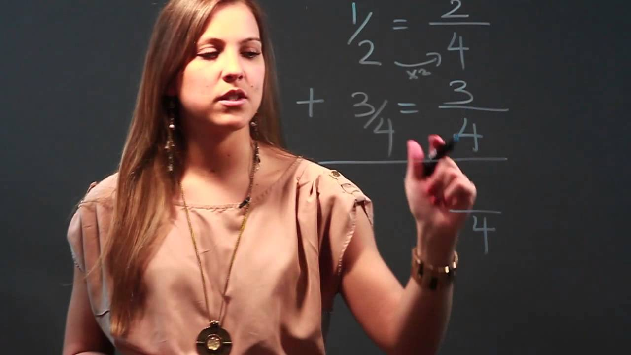 How To Add And Subtract Fractions With Regrouping In 6th Grade Math