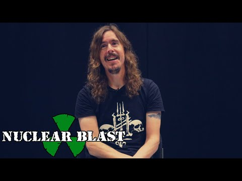 OPETH - Mikael answers fan questions - What's his favourite cheese? (FAN Q&A)