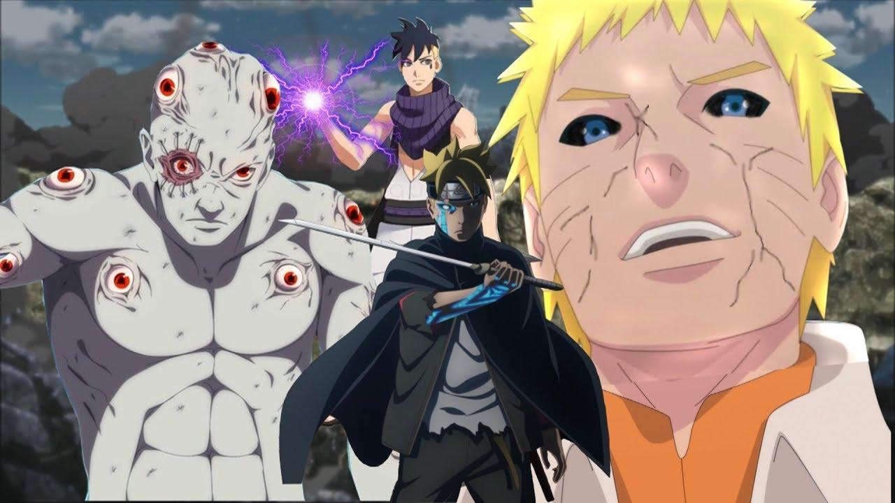 Boruto: Naruto Next Generations「AMV」- Skeleton Key