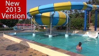 Best of Water City - Anopolis (Crete) - Onride Collection (All slides)