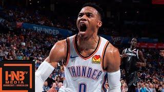 Oklahoma City Thunder vs Detroit Pistons Full Game Highlights | April 5, 2018-19 NBA Season