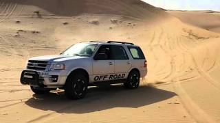HIT THE DUNES - Ford Expedition