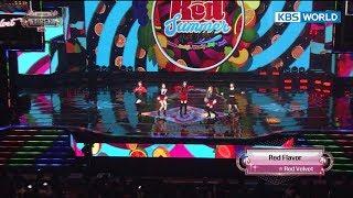Red Velvet - Red Flavor / 레드벨벳-빨간맛[2017 KBS Song Festival | 2017 KBS가요대축제/2017.12.29]