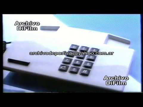 Publicidad TELECOM Argentina - DiFilm (1992)