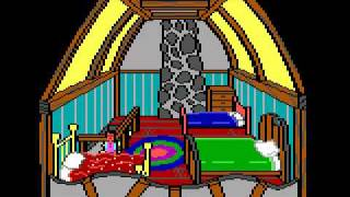 Let's Play King's Quest 3 - part 6 - Three bears
