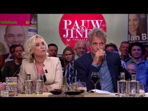 Eva Jinek reageert fel op de beschuldiging van Jan Roos (VNL)