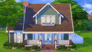 i wish i could live in this sims house :(