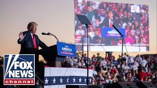 Trump honors Marine who rescued Afghan baby in viral video
