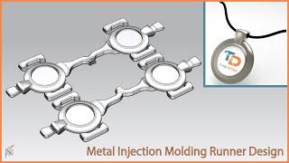 Metal Product & Runner Design in Siemens NX