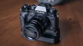 Fujifilm X-T2 Review in 4k - Making Photography Fun Again