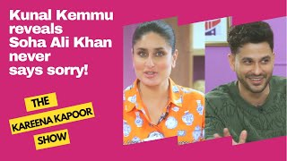 Kunal Kemmu reveals Soha Ali Khan never says sorry | Dabur Amla Aloe Vera What Women Want