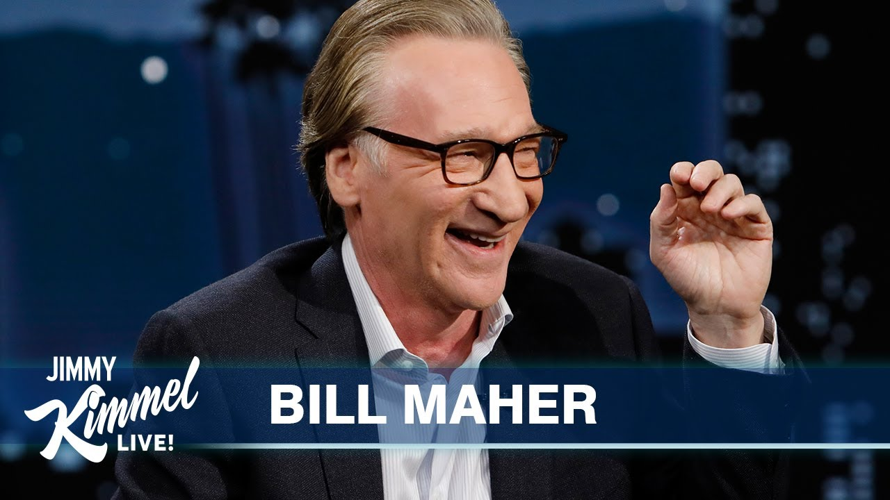 Download Bill Maher on Getting Anger from Both Sides, Our Divided Country & Norm Macdonald's Passing