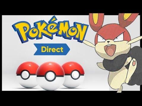 Pokemon Direct - Gen 8 News, Start Time, Watch It Here