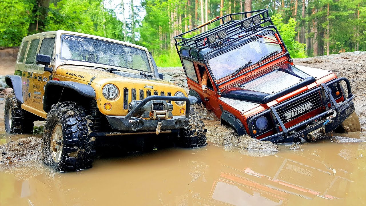 Land Rover Vs Jeep >> RC Extreme Pictures — RC Cars OFF Road 4x4 Adventure ...