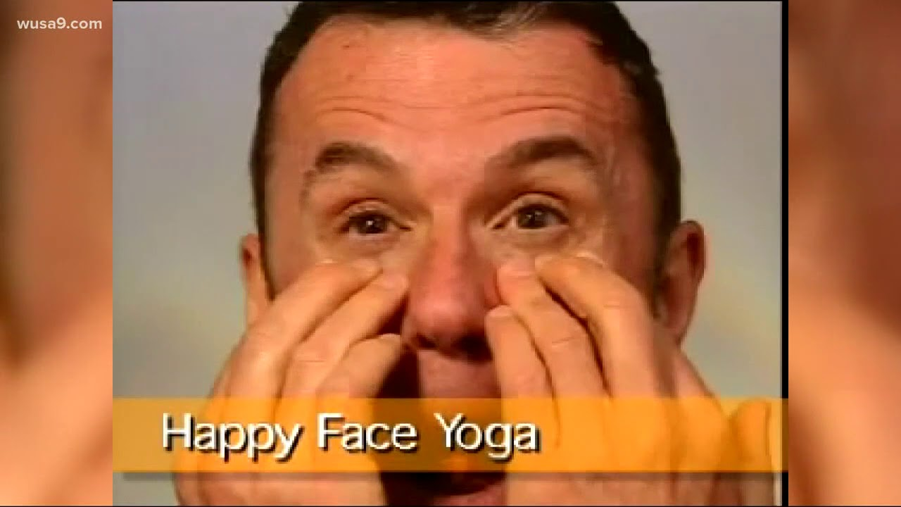 happy face yoga # 5
