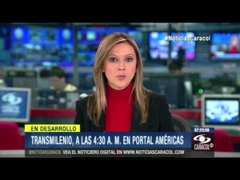 Portal de Las Américas funcionaría desde las 4:30 a.m. a partir de este lunes - 23 de Febrero 2014