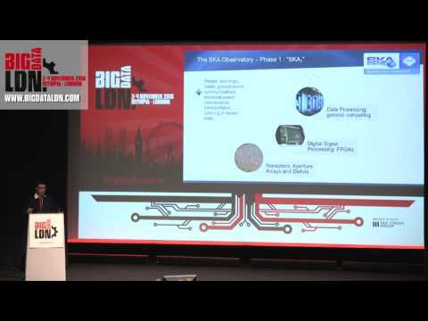 Big Data LDN 2016: The largest Big Data project in the Universe