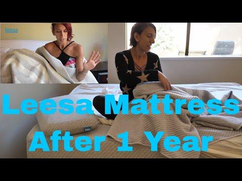 Leesa Mattress Review (After 1 Year)