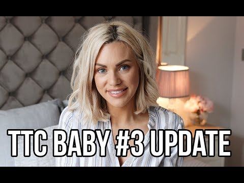 TRYING TO CONCEIVE UPDATE || BABY NUMBER 3