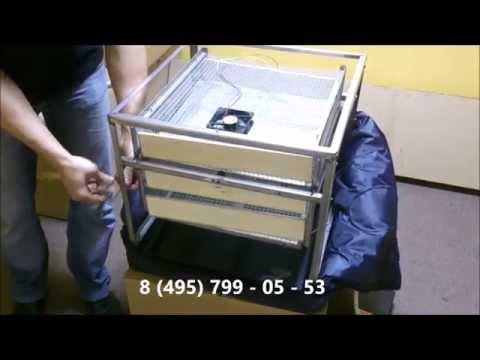 Обзор инкубатора ТГБ 210 ВЛРА