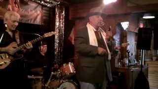 Danny B Blues Band Live at the Blue Goose
