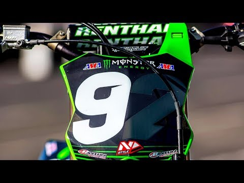 ADAM CIANCIARULO IS NOW NUMBER 9 - NUMBER CHANGES FOR 2020