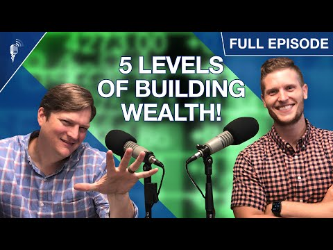 5 Levels of Wealth AND How to Achieve Them!