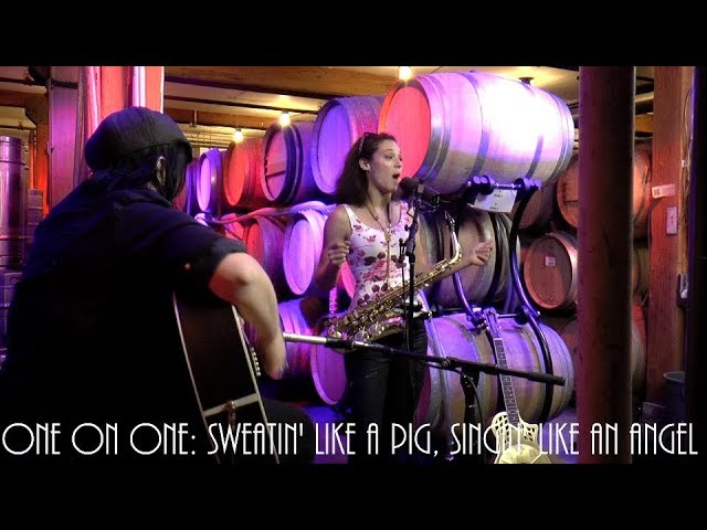 Cellar Sessions: Vanessa Collier - Sweatin' Like A Pig, Singin' Like An Angel 9/27/18 City Winery