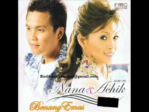 Nana & Achik Spin - Mungkinkah Terjadi (HQ Audio)
