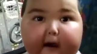 Funny video of baby don't skip
