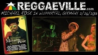 Michael Rose - Shoot Out in Wuppertal, Germany 2/26/2013