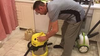 видео Самый лучший пылесос