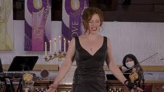 "Kendra Berentsen & Jonathan Tetelman ""Sempre Libera"" I Verdi, La Traviata"