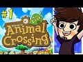Animal Crossing New Leaf NEW TOWN Nintendo 3DS Part 1 PeebLive mp3