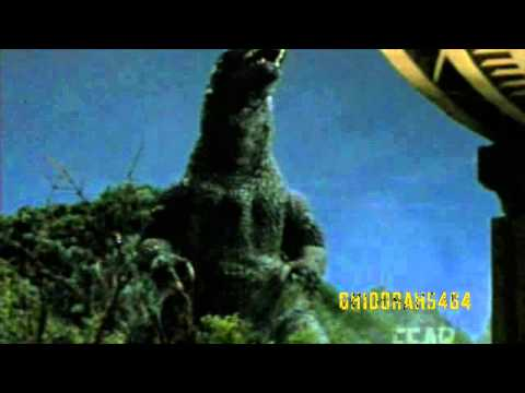 Godzilla Week Day #5 - Millennium Part 1 - Breaking the Habit