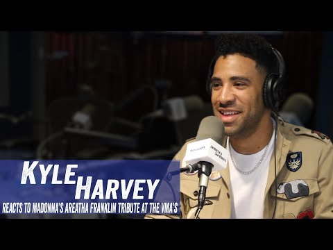 Kyle Harvey Reacts To Madonna's Aretha Franklin Tribute at the VMA's - Jim Norton & Sam Roberts