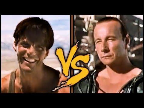 Digital Man Olandt VS Hues
