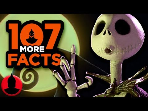 107 MORE The Nightmare Before Christmas Facts