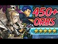 Fire Emblem Heroes - 450+ Orbs Summons: Arrival of the Brave [Choose your Legends 2]