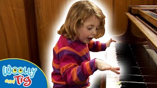 Woolly and Tig - A Musical Day | TV Show for Kids | Toy Spider