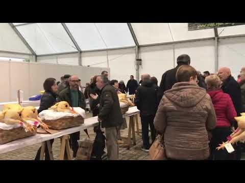 Éxito de vendas na Feira do Capón de Vilalba