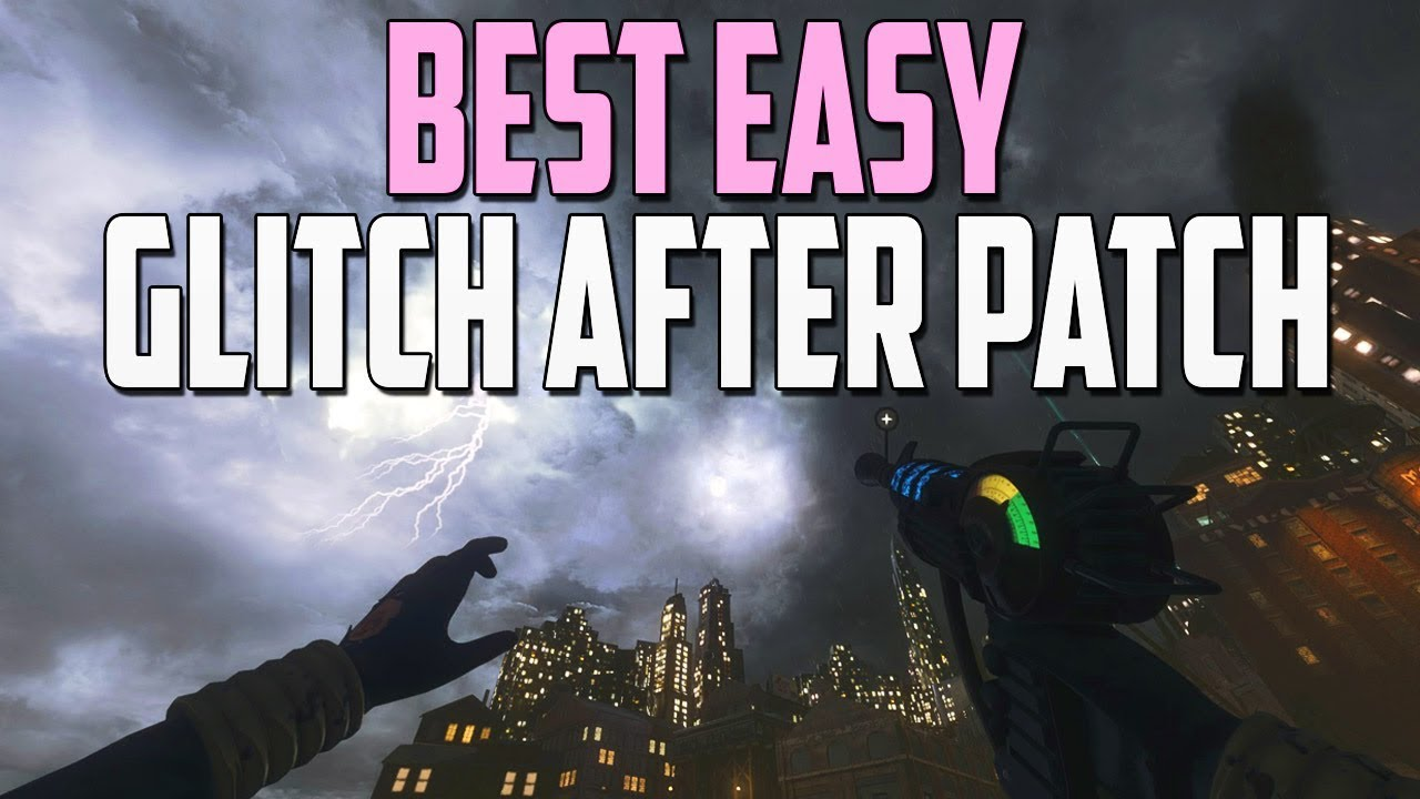 Black Ops 3 Glitches - Easiest Best Working Shadows Of Evil Glitch 2018 COD  BO3 Zombie Glitches